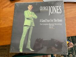 George Jones A Good Year For Roses The Complete Musicor Recordings 1965-71part2