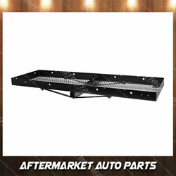Universal Foldable Hitch Receiver Rack