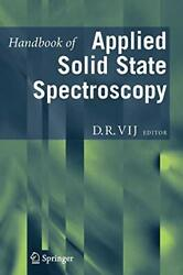 Handbook Of Applied Solid State Spectroscopy 9780387324975 Fast Free Shipping-,