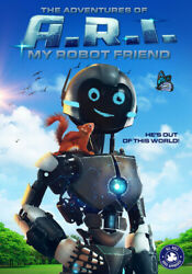 The Adventures Of A.R.I: My Robot Friend New DVD Ac 3 Dolby Digital Dolby