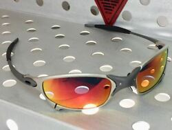 OAKLEY JULIET  Ti 02 O2 CUSTOM RUBY XX TYPE X METAL ROMEO MARS PENNY Excellent