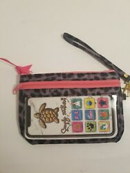 Simply Southern Cell Phone wristlet 6quot; x 4quot; wallet $12.00