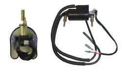 Ignition Coil For 1979 Honda Cd 185 T Twin