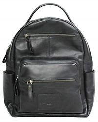 Rawlings Heritage Collection Leather Backpack Black 15quot; $152.39