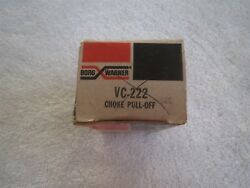 Nos 1965 - 1968 Dodge Dart Chargeur Plymouth Valiant 225 Carb Starter Tirer Neuf