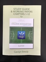 College Accounting A Practical Approach Chapters 1-12 Ships Free