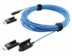 Kramer Cp-aoch/xl-262 Active Plugable Optical Hdmi Cable Plenum Rated 262and039