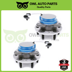 Rear Wheel Hub Bearing Assembly W/ Abs For 2006-2008 Chevy Uplander Buick Terraz