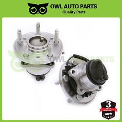 2 Front Wheel Bearing And Hub Assembly 2000-2006 Lincoln Ls And Ford Thunderbird