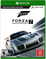 Forza 7 For Xbox One [new Video Game] Xbox One