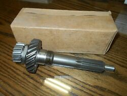Nors 3 Spd Trans. Main Drive Gear 1964-1965 Chevelle Chevy Ii F-85 Buick Special