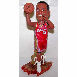 2004 Lebron James Bobblehead Doll Cleveland Cavaliers Rookie Year
