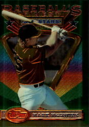 1993 Finest 92 Mark Mcgwire As - We Combine S/h