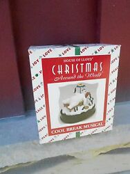 Nrfb House Of Lloyd Christmas Around The World Coca Cola Cool Break Musical S17