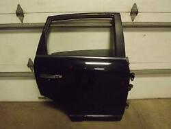 12-15 Chevy Captiva Black Gba Right Rear Door Electric W/privacy Tint Oem