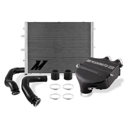 Mishimoto Intercooler+charge Pipes+cooler Kit For 15-20 Bmw M3/m4 F80/19-20 M2