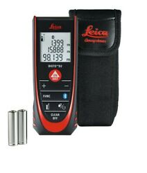 Leica Geosystems Disto D2 Laser Distance Meter - 330and039 Easy To Use Small Simple