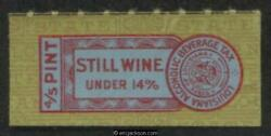LOUISIANA Wine Revenue LA W44a mint VF