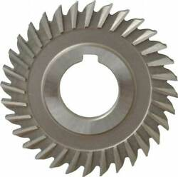 Made In Usa 3 Diam X 1/4 Thick Straight Tooth Side Chip Saw 1 Arbor Hole D...