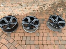 20andrsquo Inch Oem Dodge Charger Narrow Spoked Rims