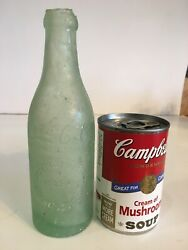 Rare Coca Cola Bottle Straight Side Sterling Colorado Root Scarce Chattanooga