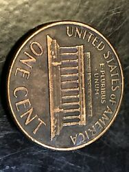 Rare 1959 Black Penny No Mint In Good Condition Collectible