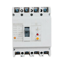 Chint Nm1le-125s/4300a Series 4p Air-switch Circuit Breaker Ch