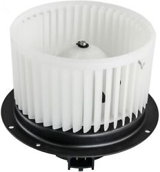 Heater A/c Blower Motor W/fan Cage For Ford F-250 F-350