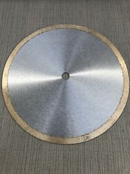 Spectrum Bonded Products 10x 5/8 Continuous Rim Wet Cutting Tile Saw Blade