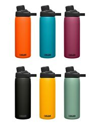 Camelbak Chute Mag Stainless Steel Vacuum Insulated Water Bottle Bpa Free 600ml