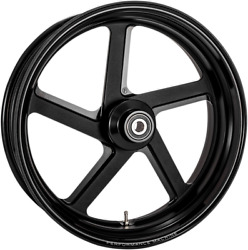 Performance Machine Black Ops Non Abs Rear 18 Wheel 09-19 Harley Touring Flhx