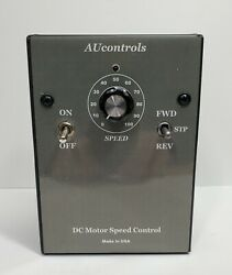 Reversible Dc Motor Speed Controller 1 Hp, 90 Vdc, 10 Amp. Made In Usa.
