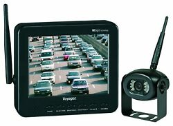 Voyager Wvos541 Four Camera Enabled Digital Wireless Observation System With ...