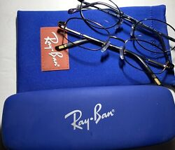 2 PAIRS OF KIDS GLASSES Ray Ban JR AND Polo Prep NEW RB 1017T 46 8004 Cases X 2 $29.99