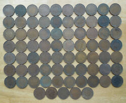 Canada 1911-1920 King George V Bronze Coin Large Cents Collection