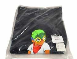 Hebru Brantley Flyboy Life Long Sleeve Tshirt Black 2xl
