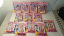 1993 Barbie Fashion Play Cards17 1991 Collector Card Holder12 Sold Together