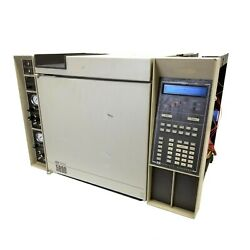 Will Ship - Hp Agilent 5890a Gas Chromatograph Incomplete System