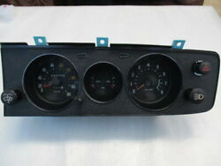 Toyota Te27 Levin Meter Panel Genuine Meter Panel Instrument Gauge Cluster