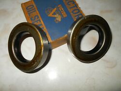 Nors Rear Wheel Seals 1949 50 51 52 53 54 55 56 57 58 59-1967 Mercury Om-1177-a