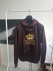 Limited Edition Dolce And Gabbana Pull Over / Jacket / Hoody - Boxe - Dandg