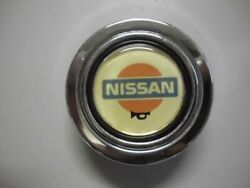 Nissan Steering Wheel Horn Button 001 Used Jdm From Japan F/s
