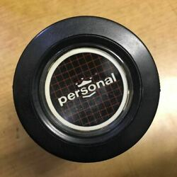 Personal Steering Wheel Horn Button Rare 002 Used Jdm From Japan F/s