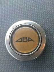Oba Steering Wheel Horn Button Old Car Momo Type Super Rare Used Jdm From Japan