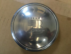 Billet Specialties Steering Wheel Horn Button Old Car Rare Used Jdm From Japan