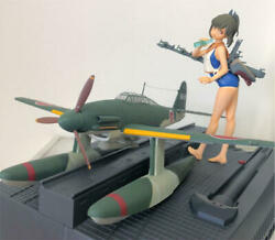Kantai Collection Kancolle Figure Shioito And A Great Storm