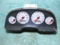Nissan Z32 Fairlady Z 320km White Scale Meter Panel Instrument Gauge Jdm Japan