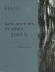 Piasa African Art Masks Figures Chair Neck Support Textiles Loos Coll Catalog 18