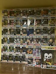 Funko Pop Lot Disney, Star Wars, Marvel, Ad Icons I Will Do Individual Offers