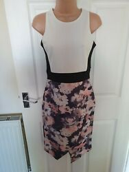 ladies size 10 bodycon dress by boohoo